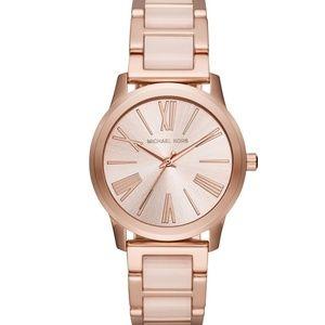 Michael Kors Women's Rose Gold Watch MK3595